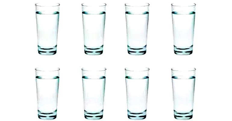 Суточное количество воды