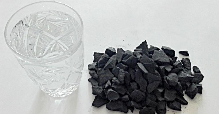SHungitovaya-voda
