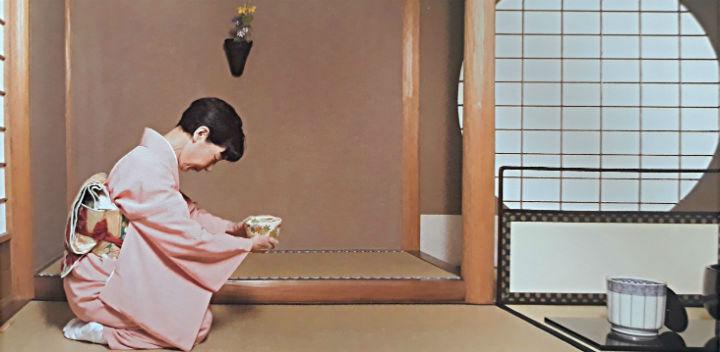Чайная церемония по-японски