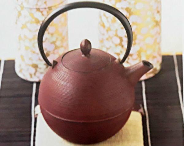 Глиняный чайник для заварки