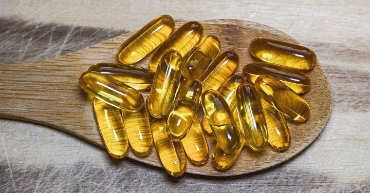 Pishchevaya dobavka s omega-3