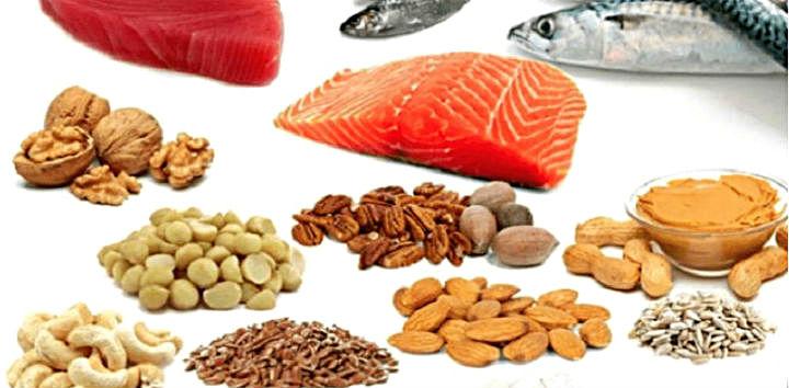 Produkty soderzhashchiye omega-3