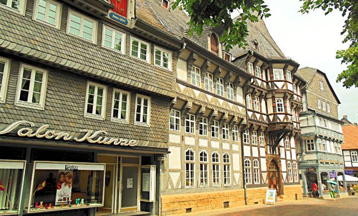 Goslar fakhverkovyye doma