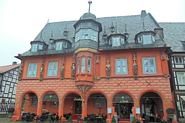 Goslar istoricheskiy tsentr