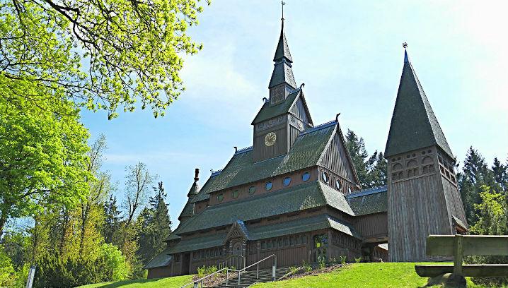 Tserkov Goslar-Khanenkleye