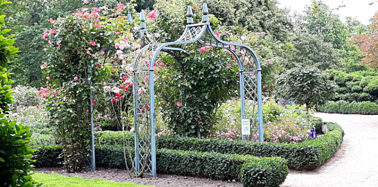 Arboretum besedka