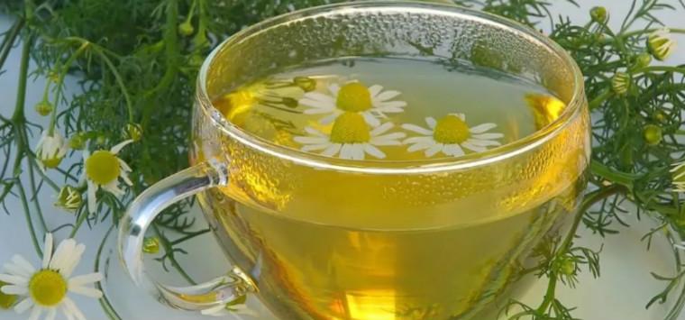 CHaj iz romashki