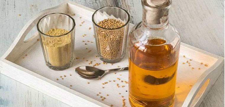 Горчичное масло от судорог