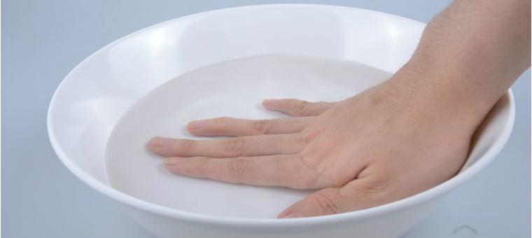 Лечение обветренных рук