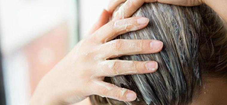 Лечение сухости волос