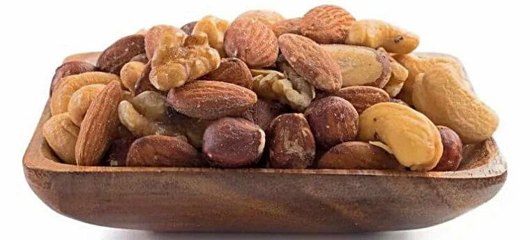 Смесь ореховая с пряностями