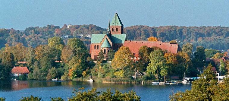 Достопримечательности города Ратцебургский собор