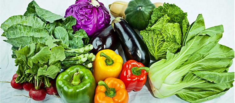 Овощи содержащие йод