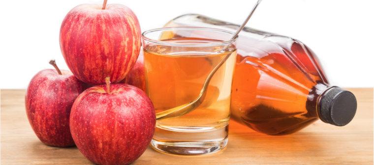 Яблочный уксус и грибок ногтей