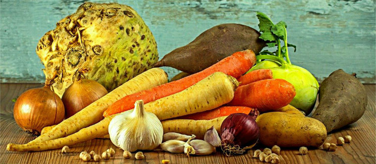 Сахар в овощах