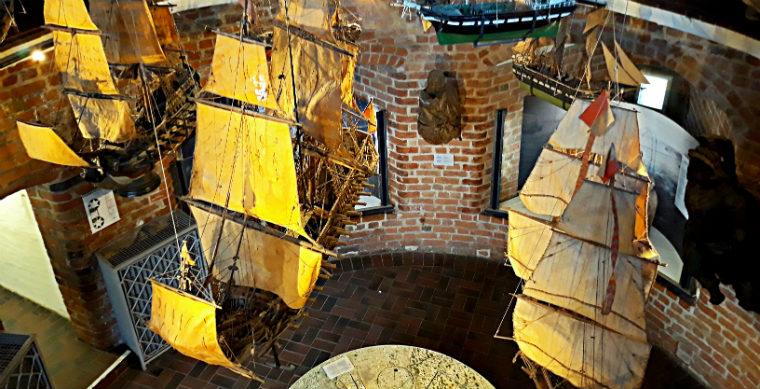 В музее истории Любека