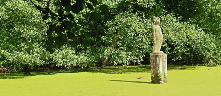 Фигура из парка скульптур