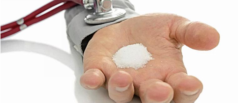 Хлорид натрия-основной компонент соли