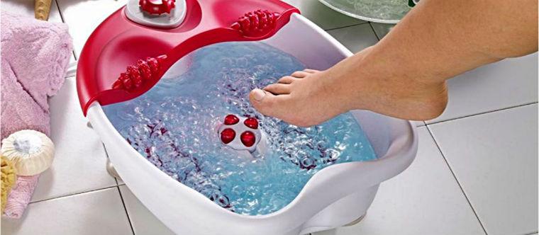 Водный массажер для ног