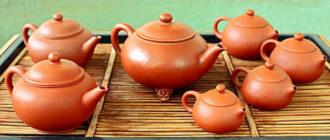Чайники для заварки чая
