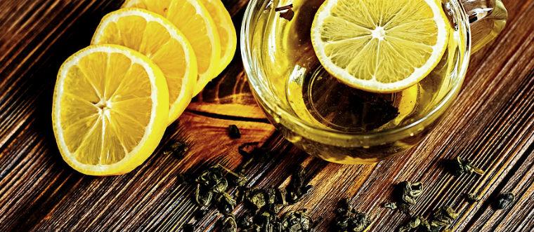 Ганпаудер с лимоном