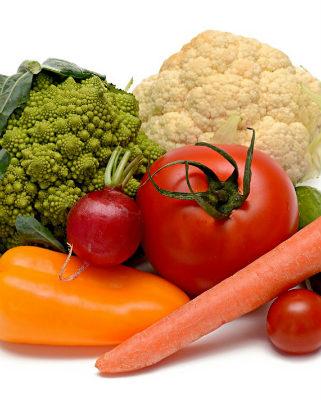 Морковь, помидоры и другие овощи