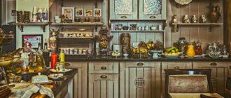 Продукты полезные на кухне