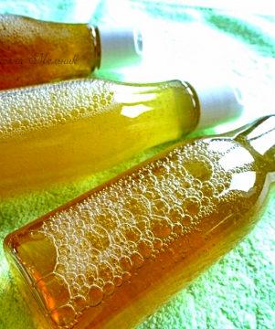 Ополаскиватель для волос с медом