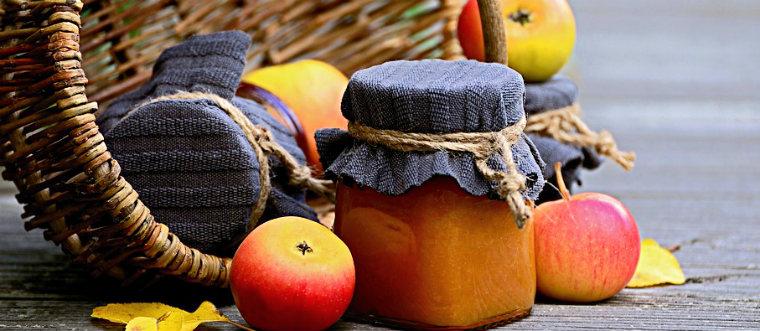 Яблочный натюрморт