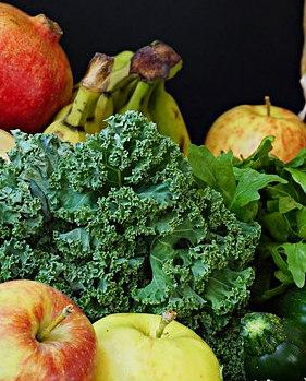 Антиоксиданты из овощей и фруктов