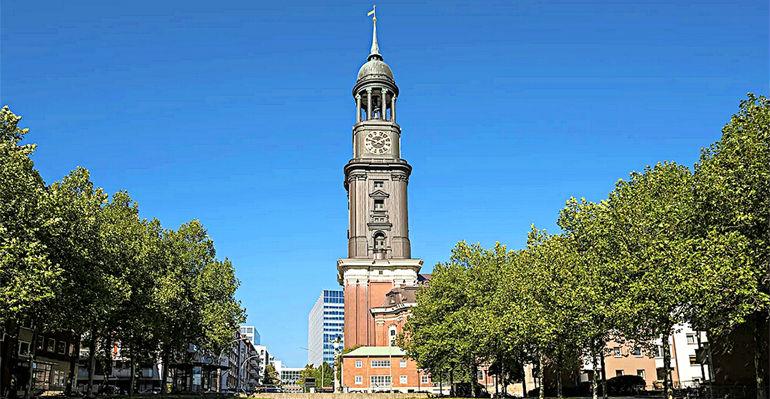 Башня церкви Святого Михаила