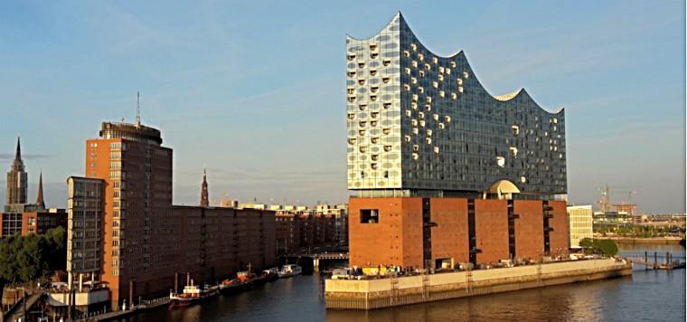 Эльбская филармония в Гамбурге