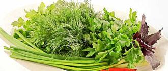 Весенние рецепты салатов