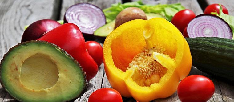 Овощи и фрукты для укрепления иммунной системы