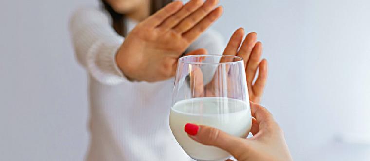 Непереногсимость лактозы молока