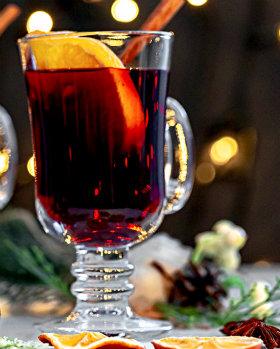 На виноградном соке