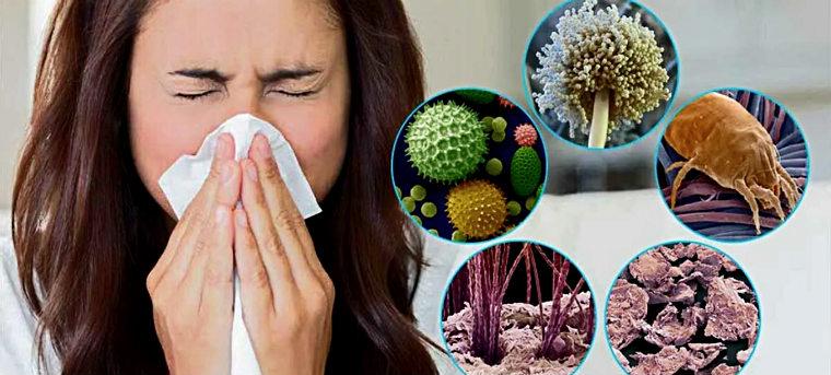 Пыль негативно влияет на здоровье