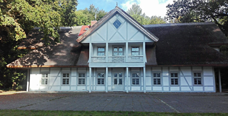 Швейцарский дом принцессы Луизы