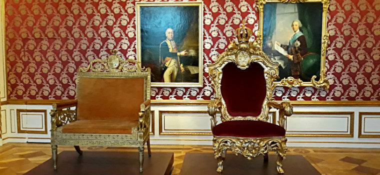 Трон наследного принца Людвига