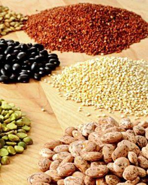 Растительные белки в крупах и бобовых
