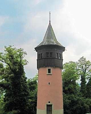 Обзорная шведская башня
