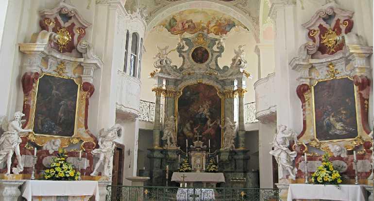Островная церковь Святой Марии