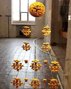 Золотые украшения с острова Рюген