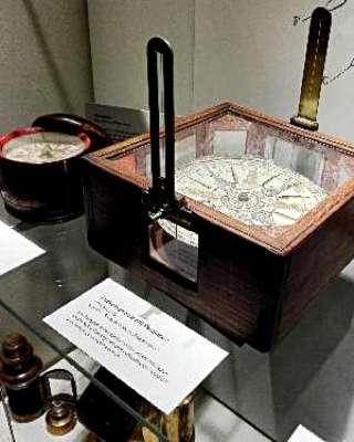 Компасы 18 века